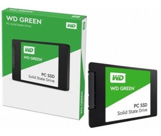 Hd Ssd 1tb Western Digital Green Sata3 Notebook Pc 545mbs