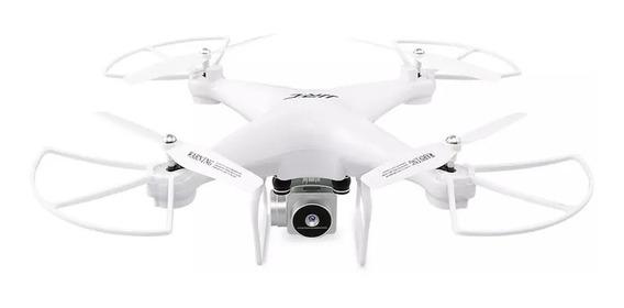 Drone H68 Jjrc 2mp 720p 20min De Vôo Melhor Que Visuo E58