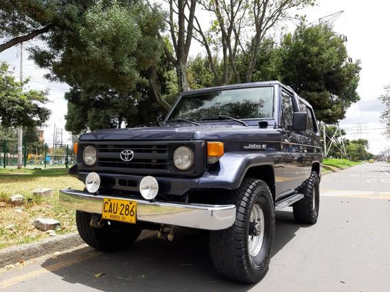 Toyota Fj73 4.000cc 1992