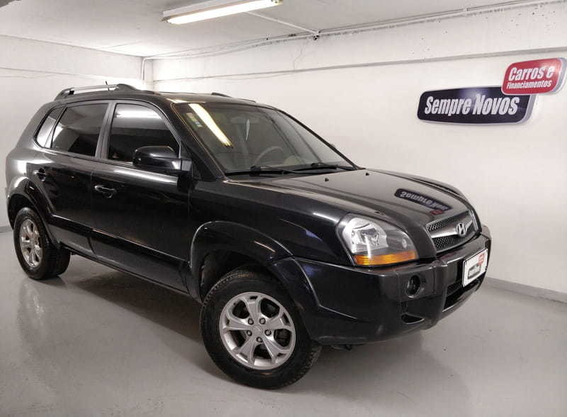 Hyundai Tucson 2.0 Gls Flex 4p Aut 2013