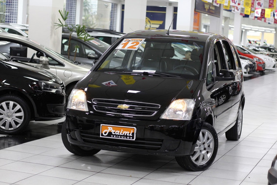 Chevrolet Meriva Maxx 1.4 8v Flex Completa 2012