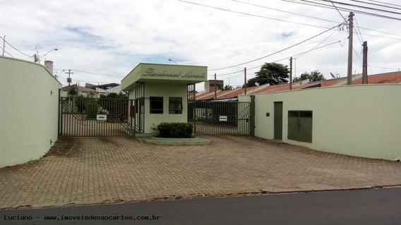 Casa Em Condomínio Para Venda Em São Carlos, Vila Marcelino, 3 Dormitórios, 1 Suíte, 2 Banheiros, 2 Vagas - Lcc355_1-1324348