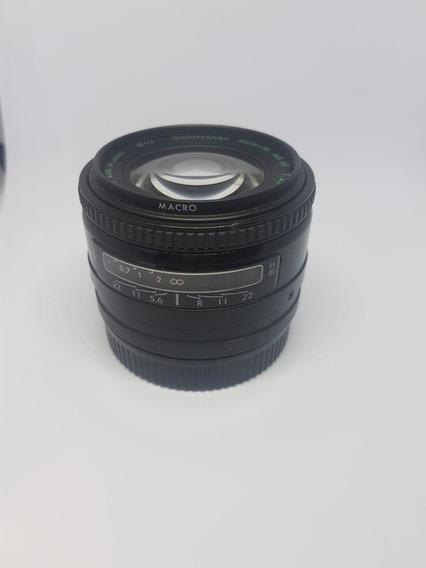 Lente Quantaray 24mm F 2.8