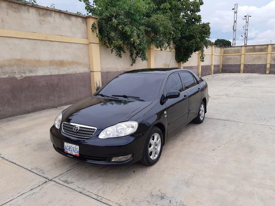 Toyota Corolla Año 2008 1.8 Aut Version Gli