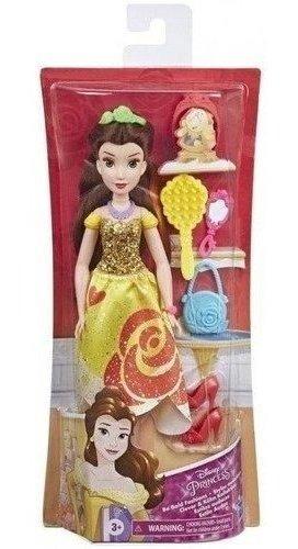 Muñeca Disney Princesas Bella Estilo Audaz Hasbro Art E3048