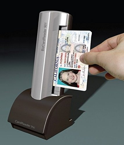 Driver License Scanner And Reader (con Scan-id)