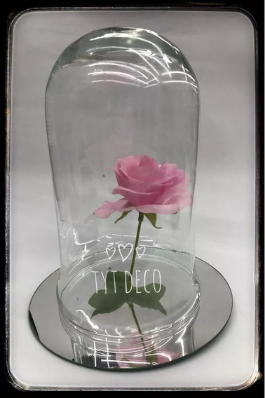 Cupula De Vidrio 25 Cm
