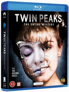 Twin Peaks Collection Box Set 10 Bluray Orignal Import Stock