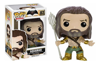 Funko Pop Aquaman Justice Ligue 205 Y 87 Batman Vs Superman