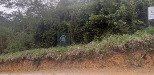 Terreno A Venda No Bairro Várzea Em Teresópolis - Rj.  - Te 0953-1