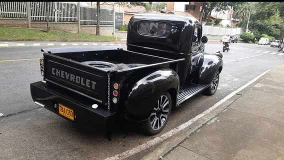 Vendo Chevrolet 1946 Actualizado - Negociable
