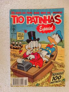 Tio Patinhas Especial Nº 15! Ed. Abril Dez 1997!