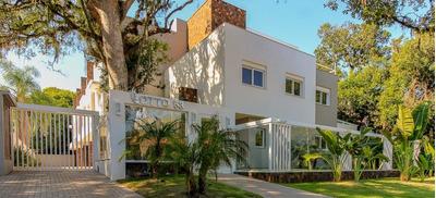 Casa Residencial Para Venda, Tristeza, Porto Alegre - Ca3628. - Ca3628-inc