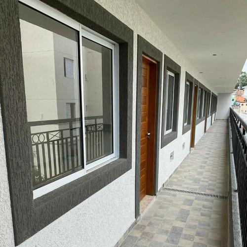 Imagem 1 de 16 de Apartamento Com 2 Dormitórios À Venda, 49 M² Por R$ 270.000,00 - Vila Cruz Das Almas - São Paulo/sp - Ap9318