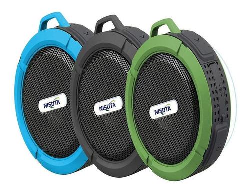Parlante Inalambrico A Prueba Agua Resistente Agua Bluetooth
