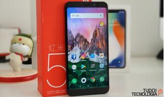 Xiaomi Redmi 5 3gb/32gb Nota Fiscal