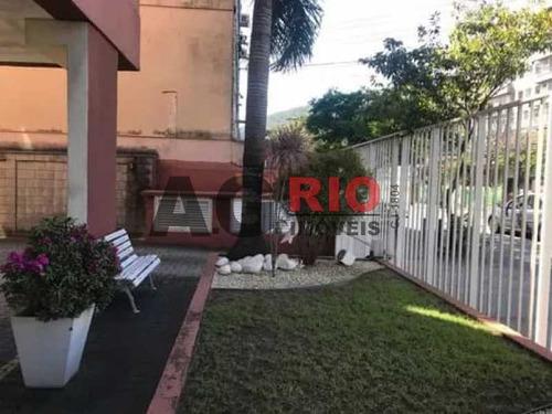 Apartamento-à Venda-praça Seca-rio De Janeiro - Agv22882