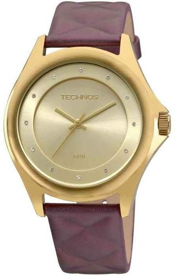 Relógio Technos Feminino Fashion 2035lys/2g