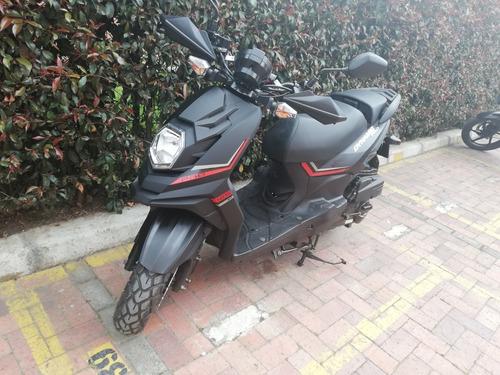 Venpermuto Scooter Dinamyc Pro 2020 Como Nueva