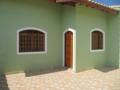 Casa Para Venda 3 Dormitórios Em Itanhaém - Sp - Ref.4900