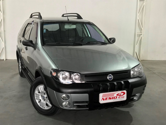 Fiat Palio Weekend Adventure 1.8 2008
