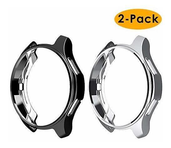 Compatible Con Samsung Galaxy Watch 42 Mm (paquete De 2), Fu
