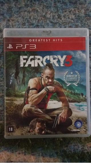 Far Cry 3(leia) - Mídia Física - Ps3