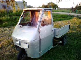 Triciclo Utilitario Piaggio !!todo Al Dia¡¡