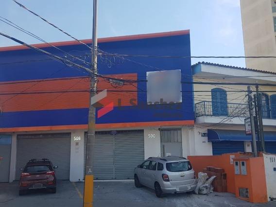 Salão Comercial No Alto Do Ipiranga - Ml11790204
