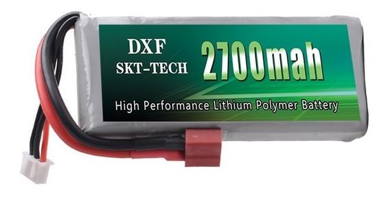 Bateria 7.4v - 2700 Mah Wltoys 12428 12423 Jjrc Q39