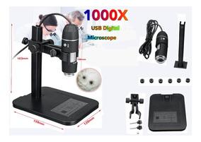 Microscopio Digital Usb Zoom 1000x B 159x120 S 163m