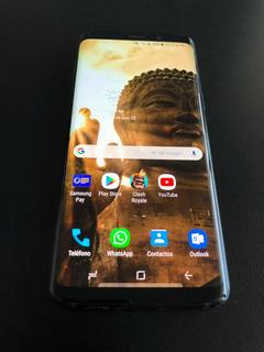 Vendo O Cambio Samsung Galaxy S9 Black 64 Gb Nacional