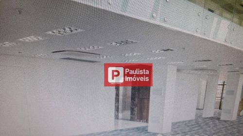 Sala Para Alugar, 60 M² Por R$ 4.200,00/mês - Brooklin Novo - São Paulo/sp - Sa1276
