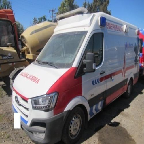 Ambulancia Hyundai H350 03-20-267