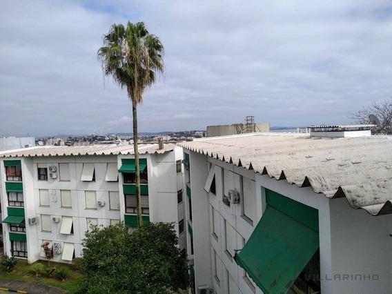 Villarinho Imóveis Vende Apartamento Mobiliado E Reformado - R$ 180.000 - Nonoai - Porto Alegre/rs - Ap1392