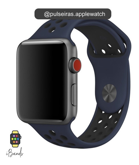 Pulseira Esportiva Nike Apple Watch Várias Cores