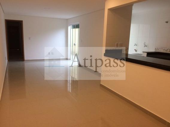 Apartamento - A Venda Em Santo André- Pq Das Nações , 90m² - 3 Dormitórios (1 Suíte), 2 Vagas - At805