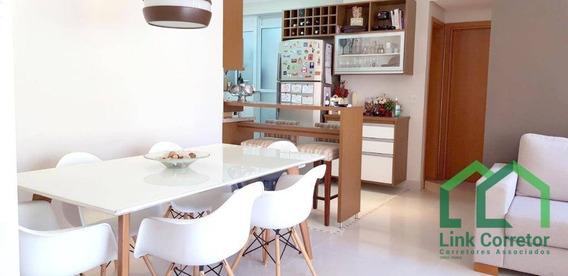 Apartamento Com 3 Dormitórios À Venda, 92 M² - Cambuí - Campinas/sp - Ap1400
