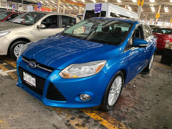 Ford Focus Sedan Sel Aut Ac Navi 2012