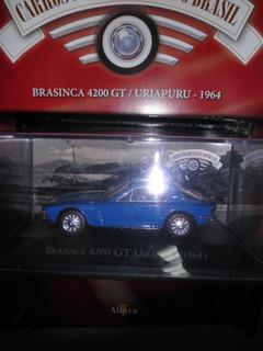 Carros Inesqueciveis Edição 42 Brasinca 4200gt Uirapu 1964