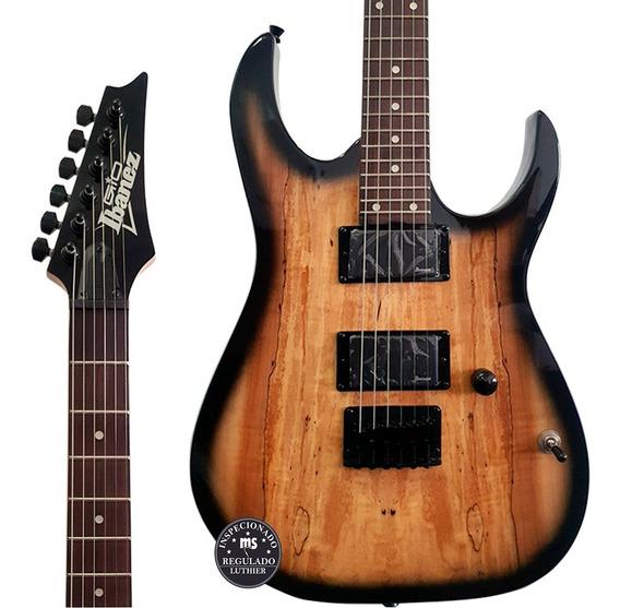 Guitarra Ibanez Grg 121 Ex Ngt Natural Gray Sunburst Oferta!