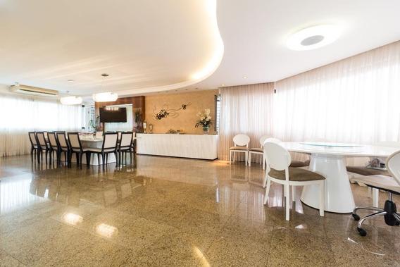 Cobertura Em Cocó, Fortaleza/ce De 623m² 3 Quartos À Venda Por R$ 2.950.000,00 - Co161809