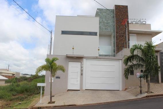 Casa Sobrado Em Parque Residencial Interlagos - Umuarama - 1136