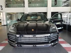 Porsche Cayenne V6 Negra 2019