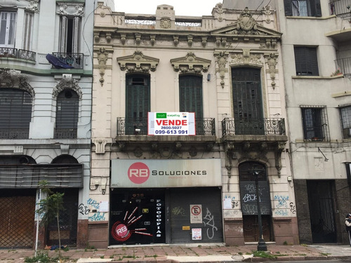 Venta Local Centro Depósito Terreno Altura 1600 M2