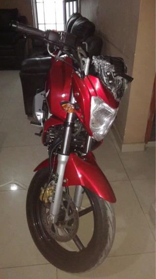 Motocicleta Rtm 200 Wolf - Rojo