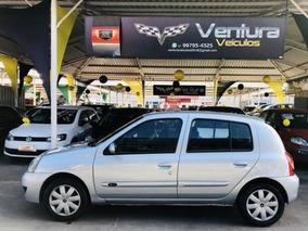 Renault Clio 1.6 16v Authentique Hi-flex 3p