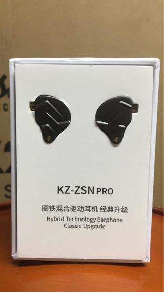 Fone Kz Szn Pro Com Mic 2 Drives Por Fone