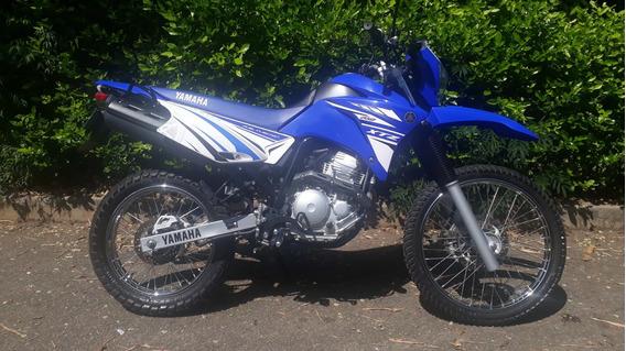 Yamaha Xtz250 Modelo 2020 Azul Excelentes Condiciones