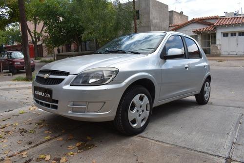 Chevrolet Celta 1.4 N 8v Ls Spirit 5p. 2013. Única Dueña.